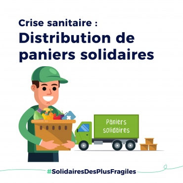 distribution panier solidaire